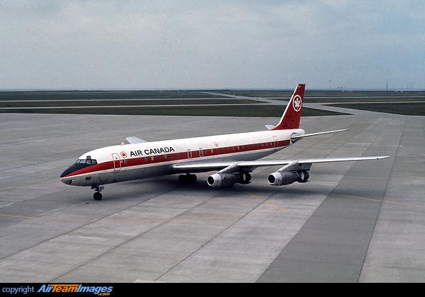 Douglas DC-8-43