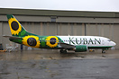 A new aircraft type and a new livery for Kuban Airlines. This is the f...