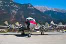 After 50 years again in Innsbruck. A beautiful sight! Flying in the or...