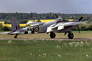This was the worlds last airworthy de Havilland Mosquito.. Sadly it cr...