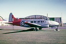 New de Havilland DH104 Devon for the RNZAF. Shipped to New Zealand and...