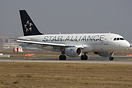 First A319 in Star Alliance c/s  for Croatia Airlines