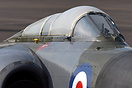 XH903 Gloster Javelin FAW9 built in 1959 now sitting preserved as a ga...