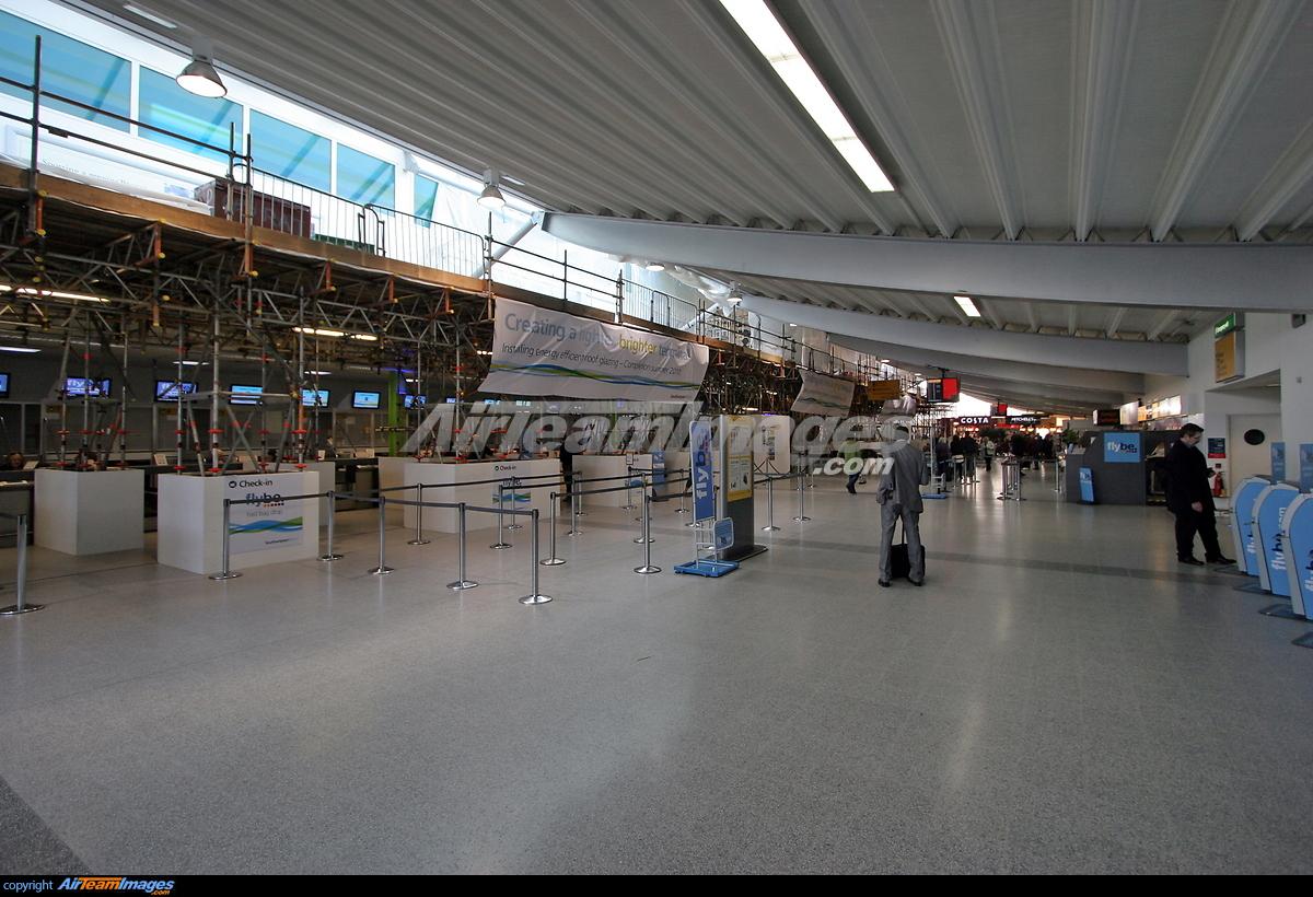 Southampton airport large preview - Southampton airport to southampton port ...